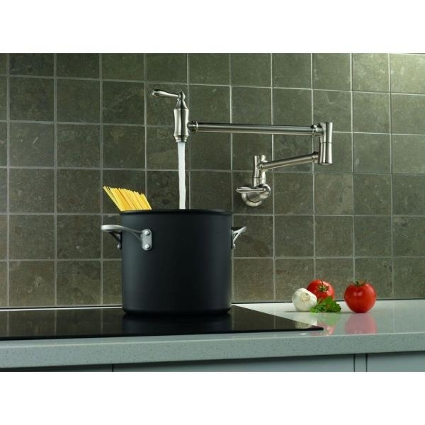 Image of: Pot Filler Faucet Pictures