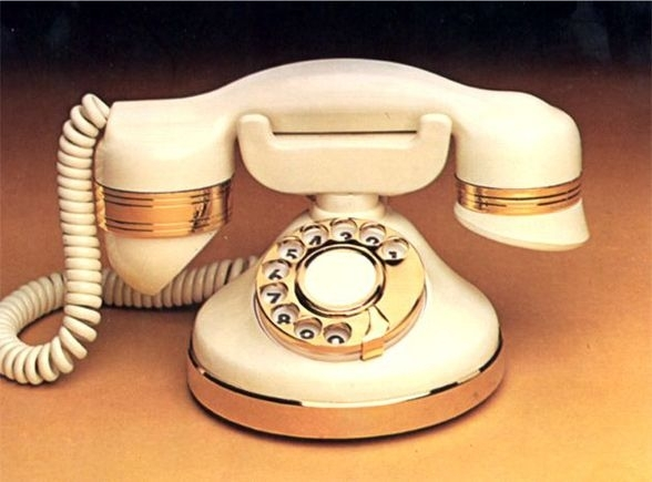 Image of: Vintage Rotary Phones For Sale
