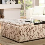 Affordable Oversized Ottoman