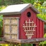 Antique Birdhouses