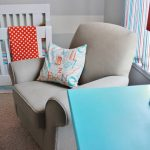 Aqua And Grey Nursery Bedding