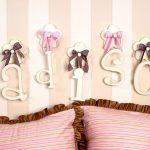 Baby Name Letters Room Decor
