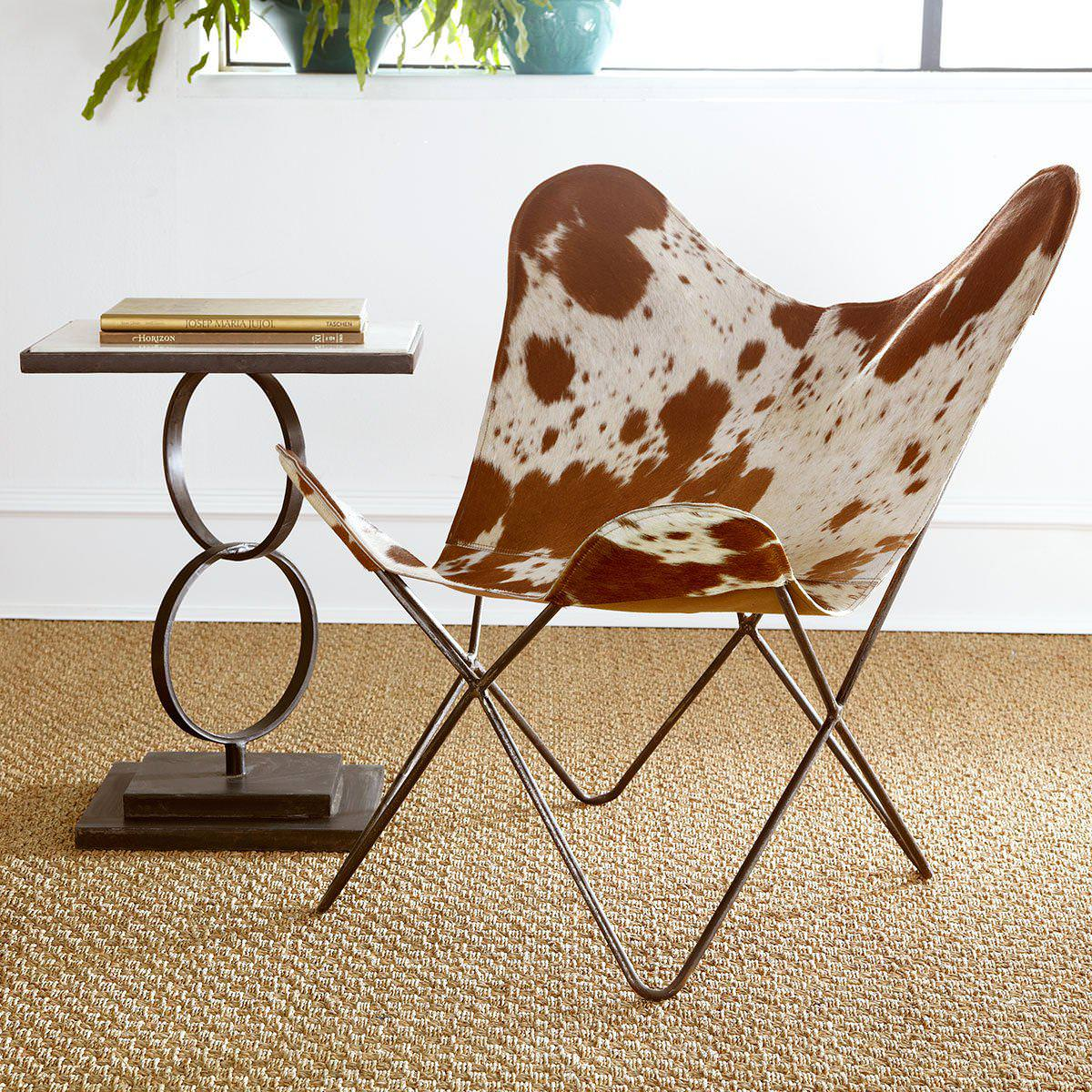 Best Buy Cowhide Dining Chair