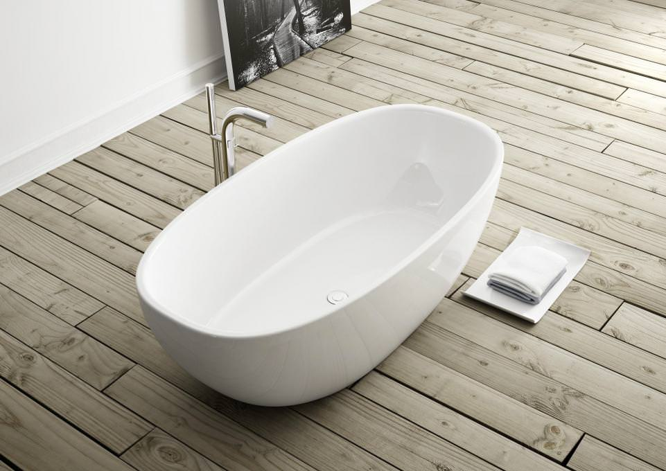 Image of: Best Freestanding Bathtubs For Small Bathroom