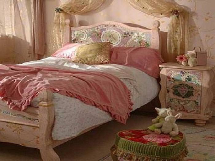 Picture of: Boho Chic Bedding