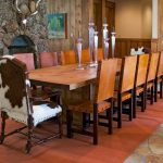 Cowhide Dining Room Chairs 12