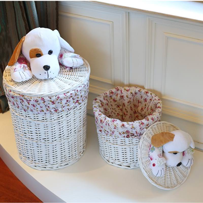 Image of: Elephant Laundry Basket Uk
