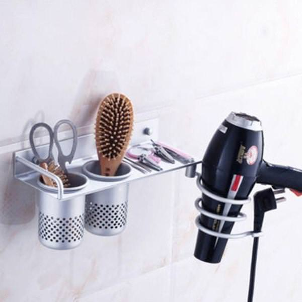 Image of: Hair Dryer Holder Stand