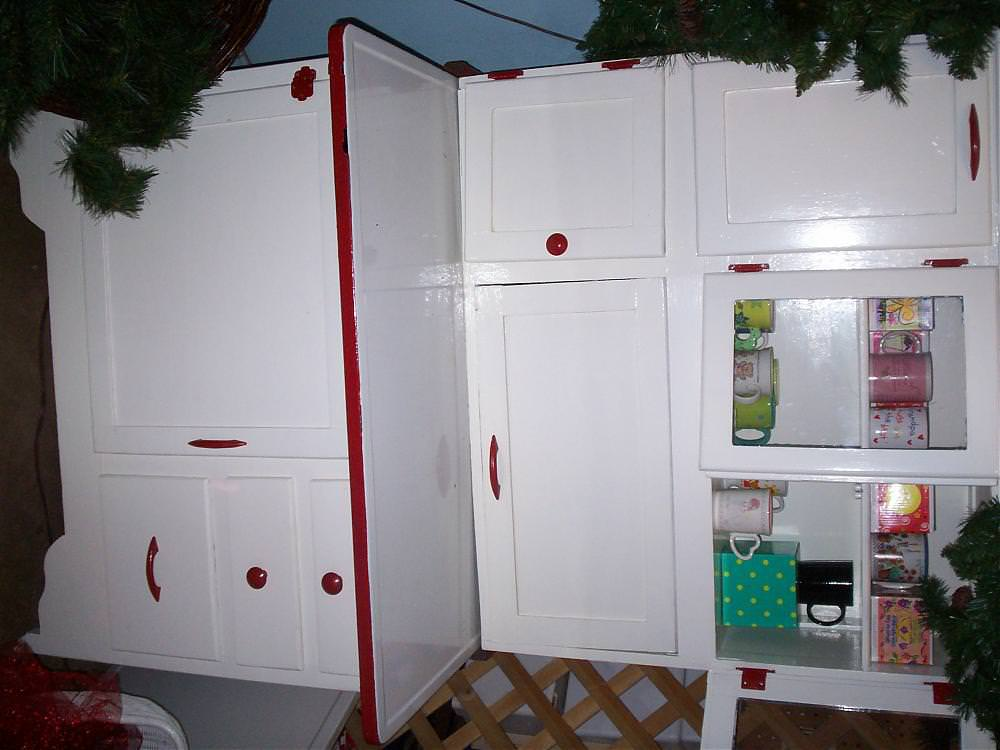 Image of: Hoosier Cabinet For Sale Craigslist