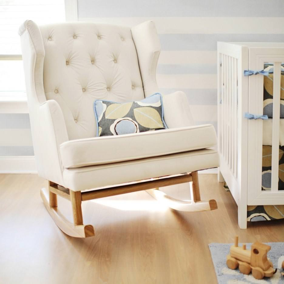Picture of: Inexpensive Nurseryworks Empire Rocker