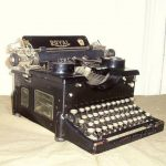 Manual Typewriters For Sale