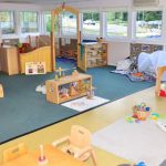 Nursery Montessori Room With Many Toys That Make Cheerful Kids All Day