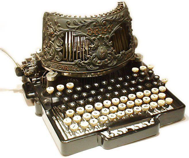 Picture of: Old Typewriters For Sale