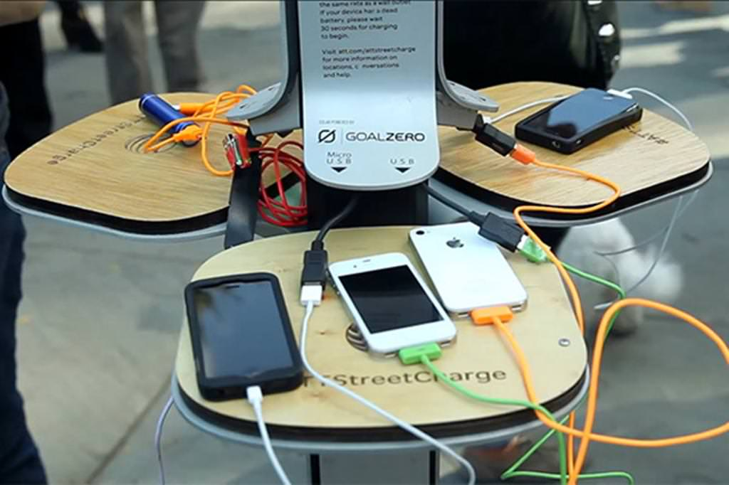 Image of: Phone Charging Station