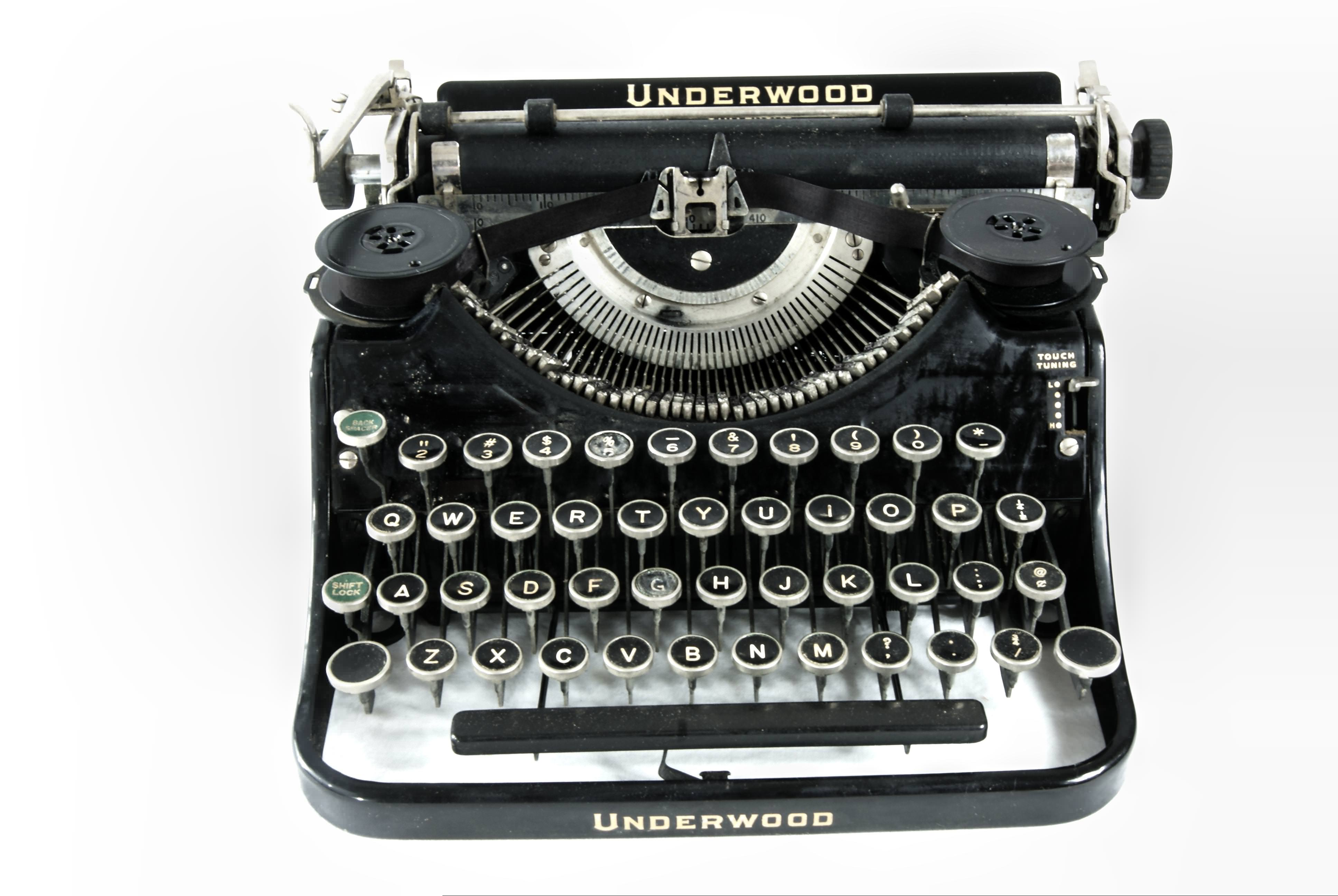 Picture of: Typewriter For Sale Amazon