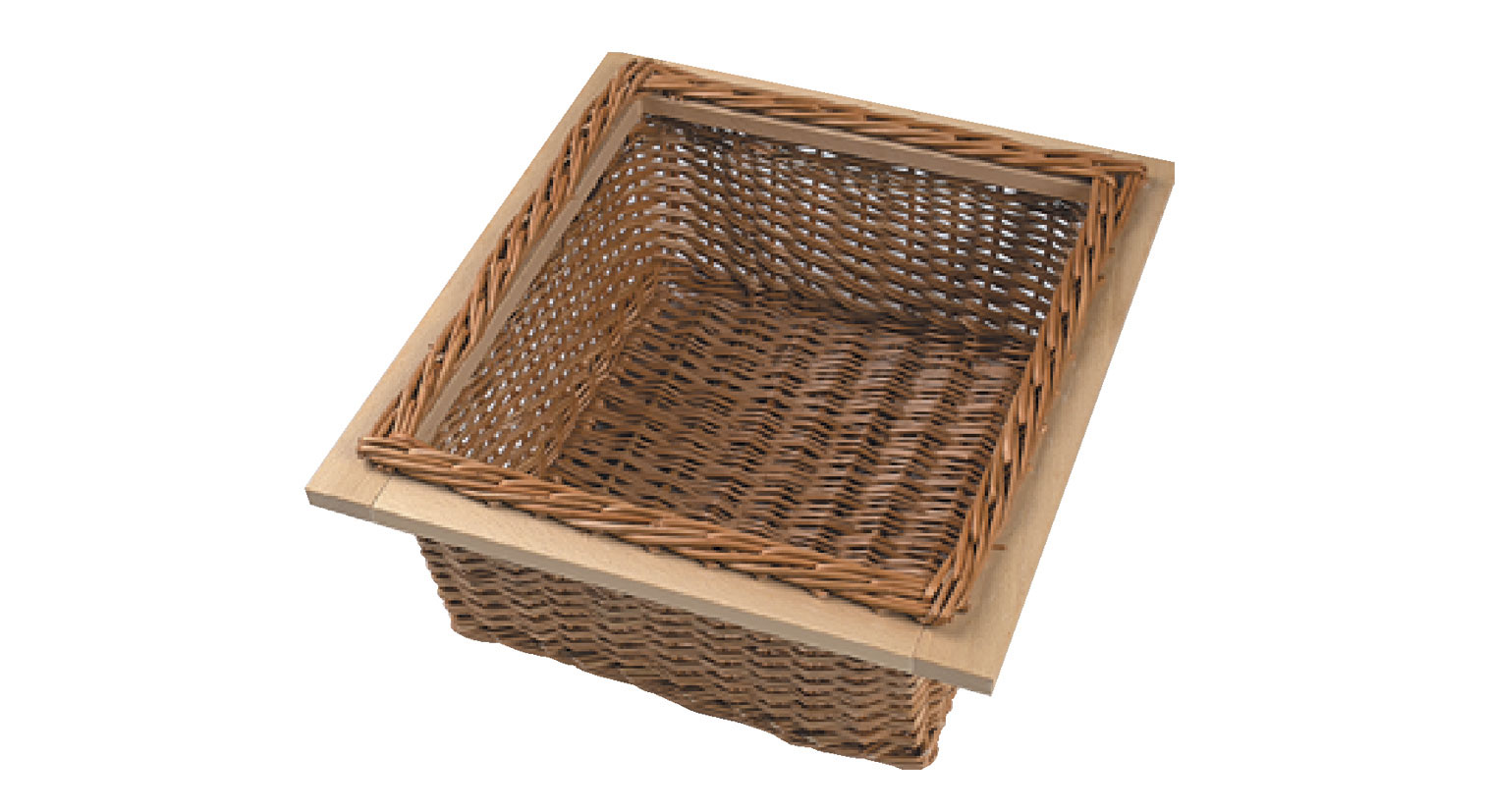 Image of: Best Wicker Baskets