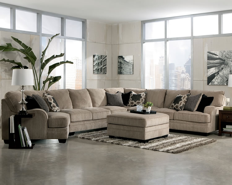 Picture of: Best large modular sectional sofa