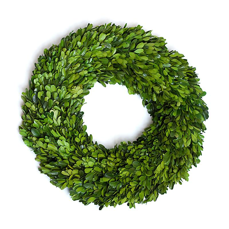 Picture of: Boxwood wreath cheap