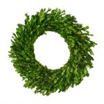 Boxwood wreath photo