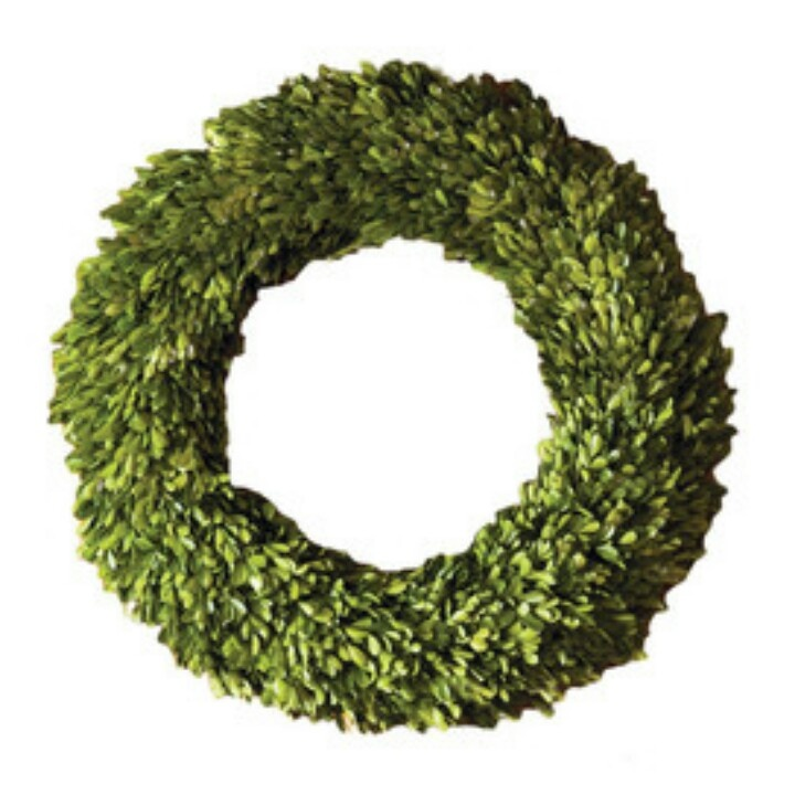 Picture of: Boxwood wreath picture