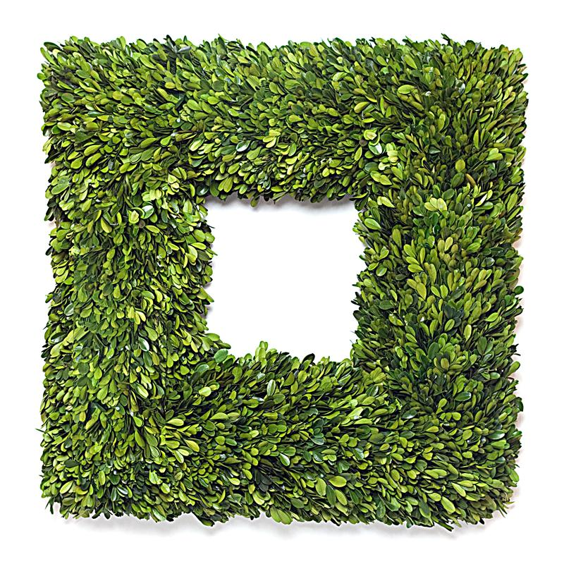 Picture of: Boxwood wreath square