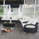 Collection outdoor sectionals