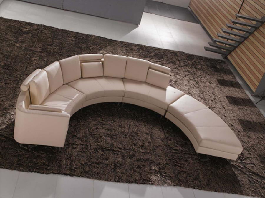 Picture of: Contemporary modular sectional sofa