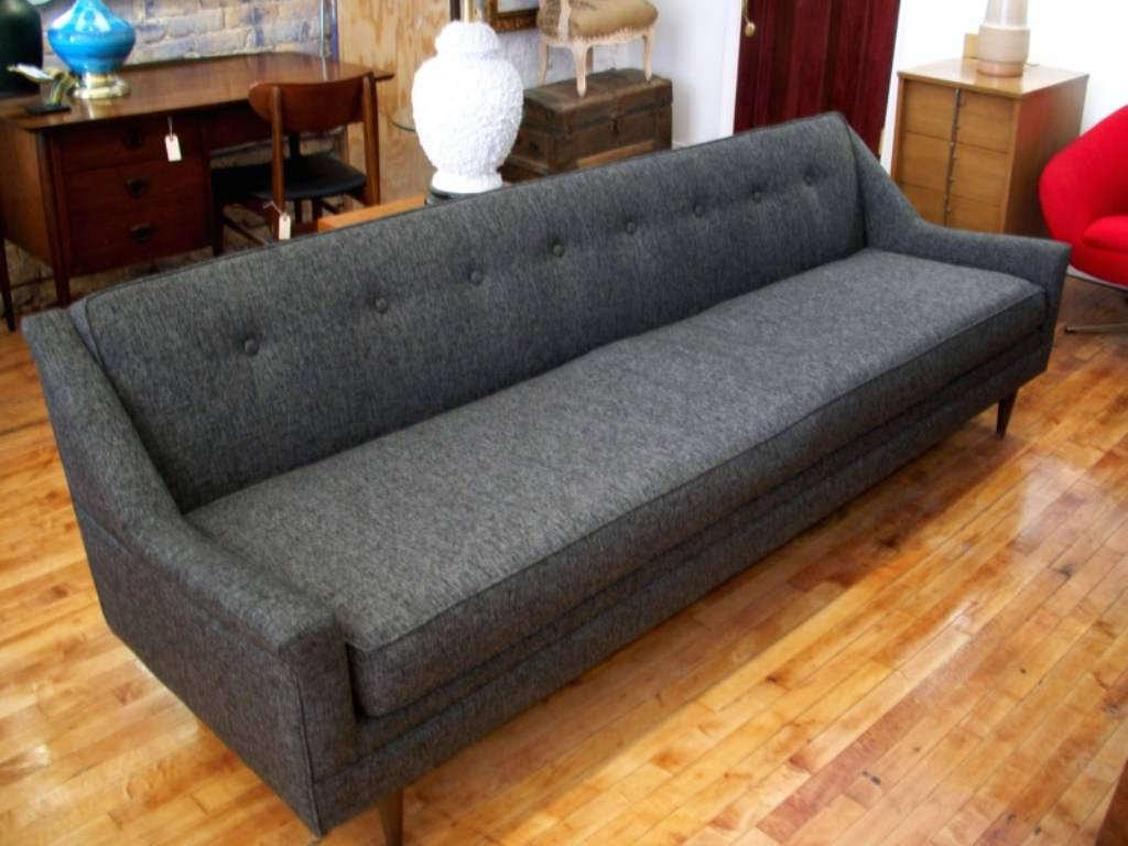 Image of: Cool Mid Century Sofa