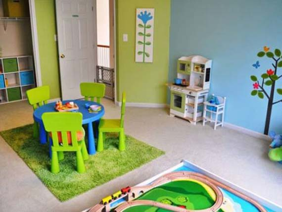 Picture of: Decoration Playroom Furniture