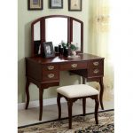 Delores Solid Wood vanity tables