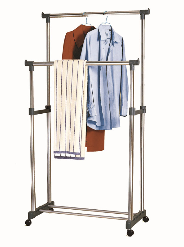 Double Clothes Drying Racks