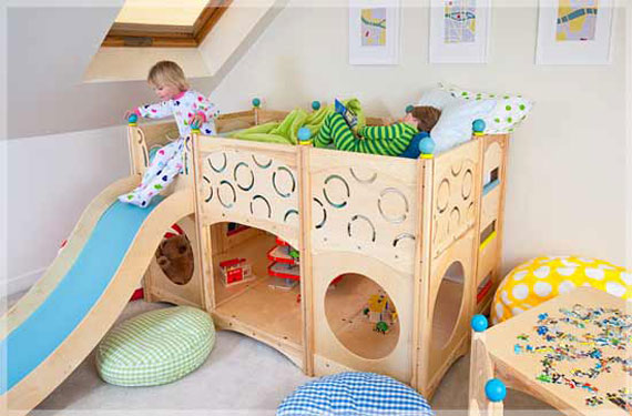 Picture of: Fabulous Playroom Furniture