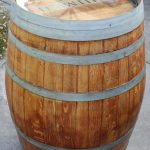 Ideas Wine Barrel Table