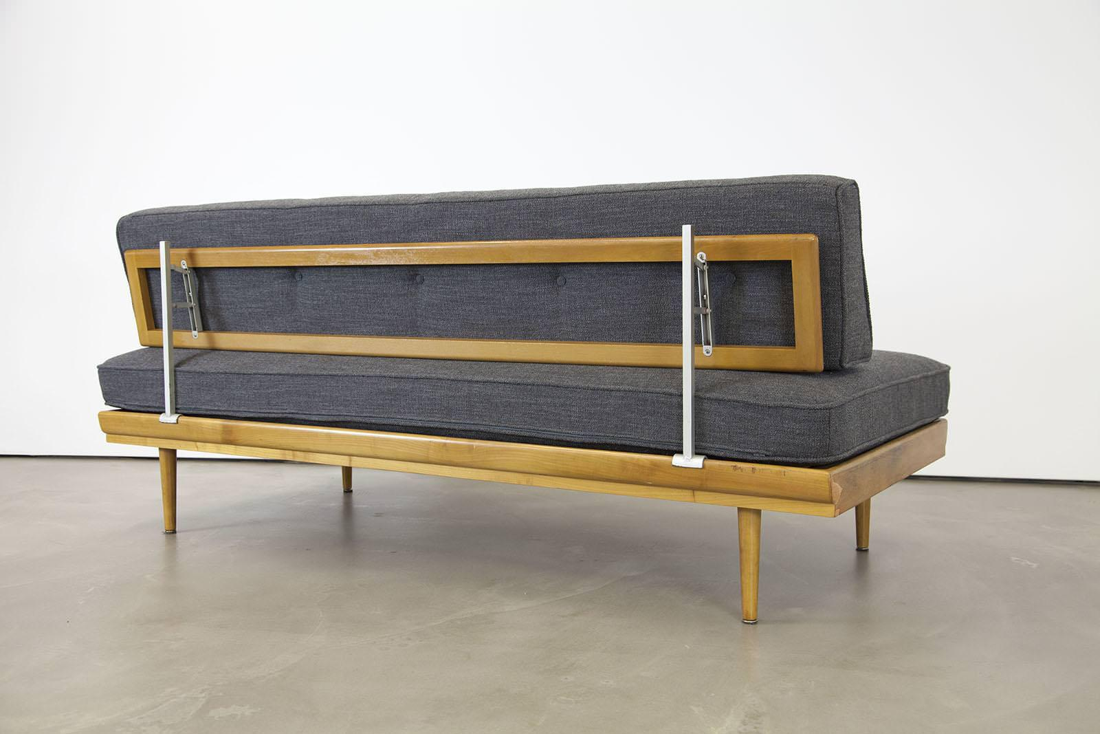 Image of: Low Cost Mid Century Sofa
