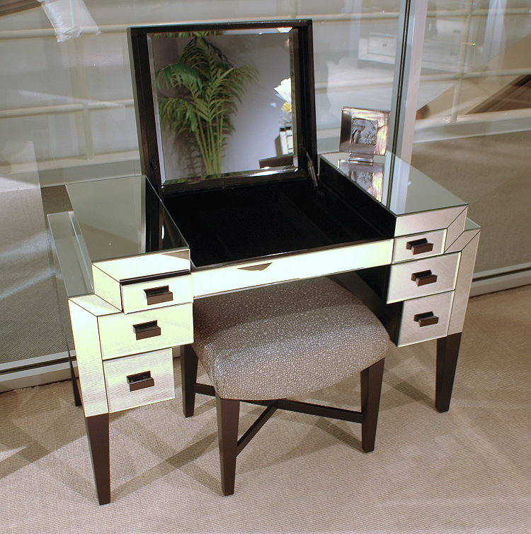 Picture of: Modern vanity tables