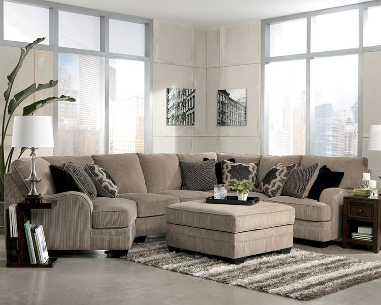 Modular sectional sofa collection