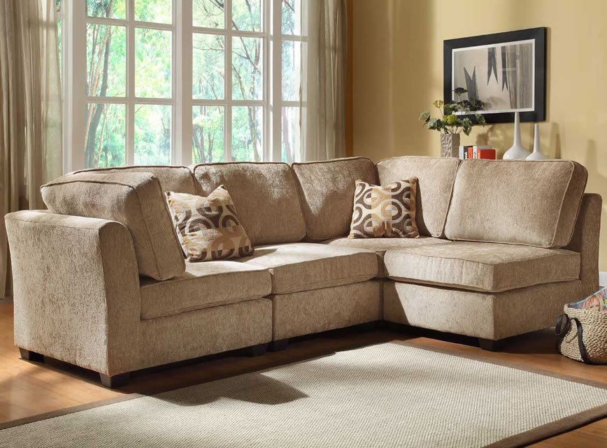 Picture of: Modular sectional sofa set