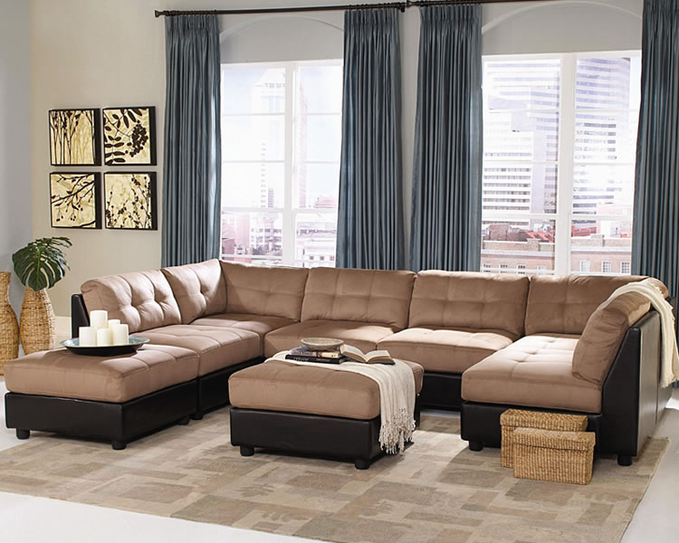 Picture of: Modular sectional sofa store Chicago