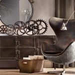 Natural Steampunk Furniture Style