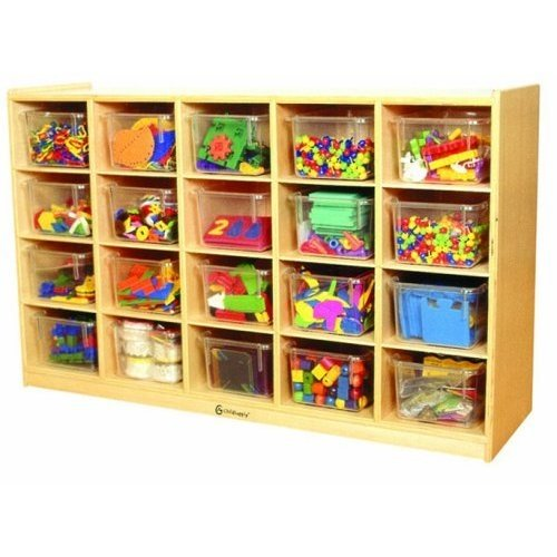 Playroom Furniture storage