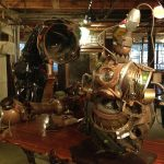 Rustic Steampunk Furniture Style