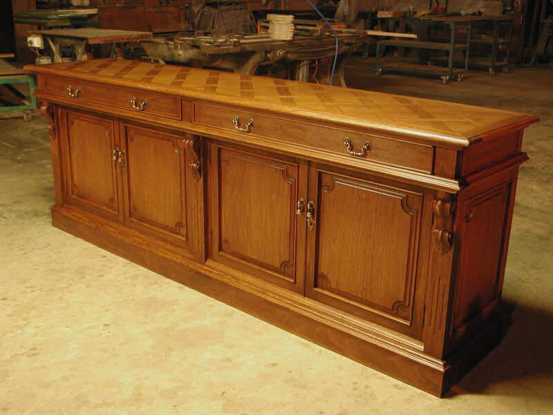 Image of: Sideboard Cabinet