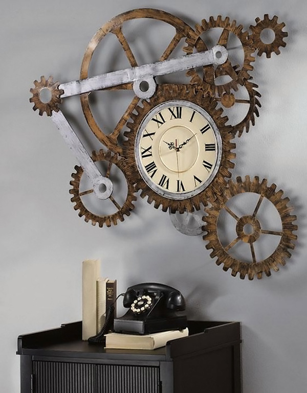 Image of: Steampunk Furniture Style Interior