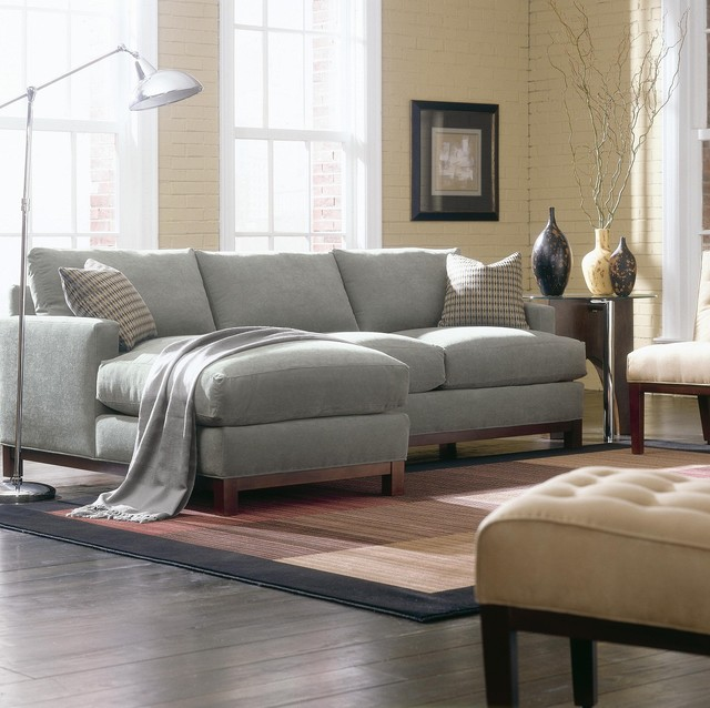 Image of: Sullivan Mini Mod Sectional Sofa