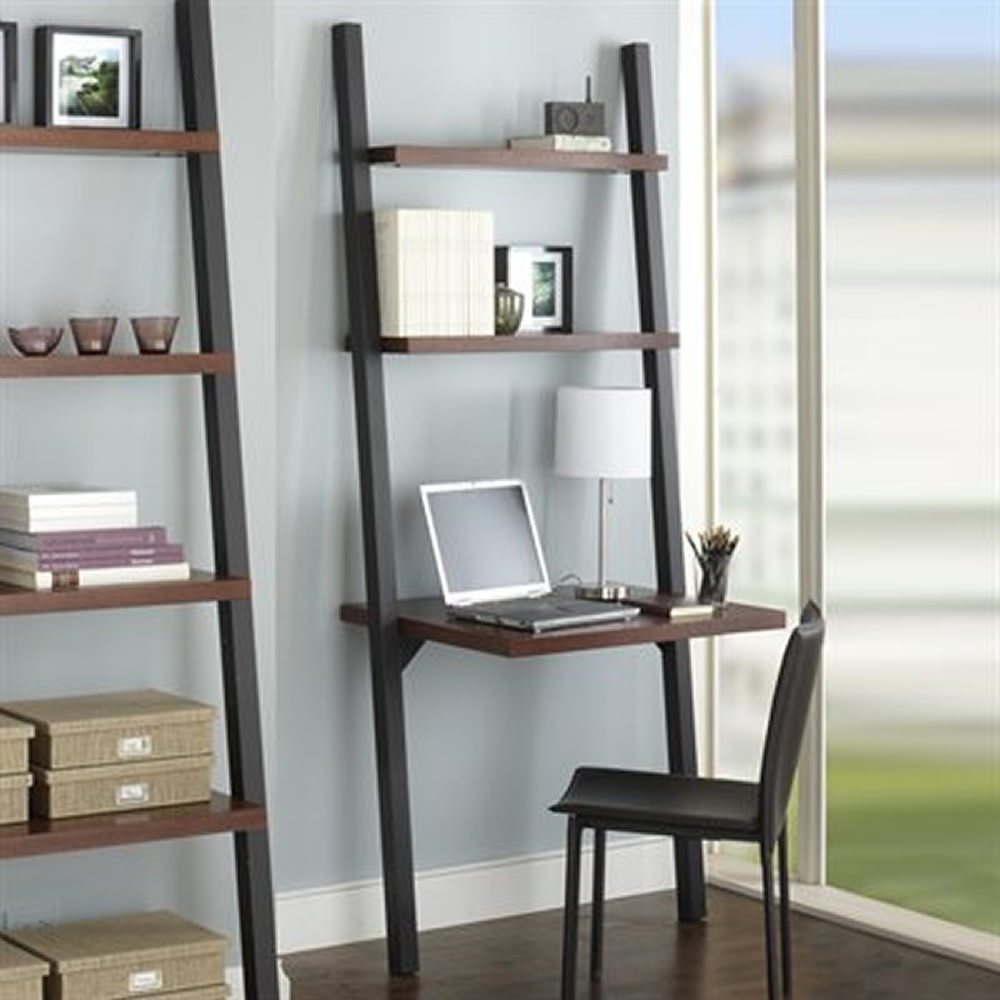 Picture of: Tag leaning desk