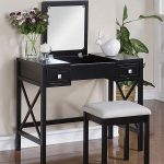 The Perfect Black vanity tables