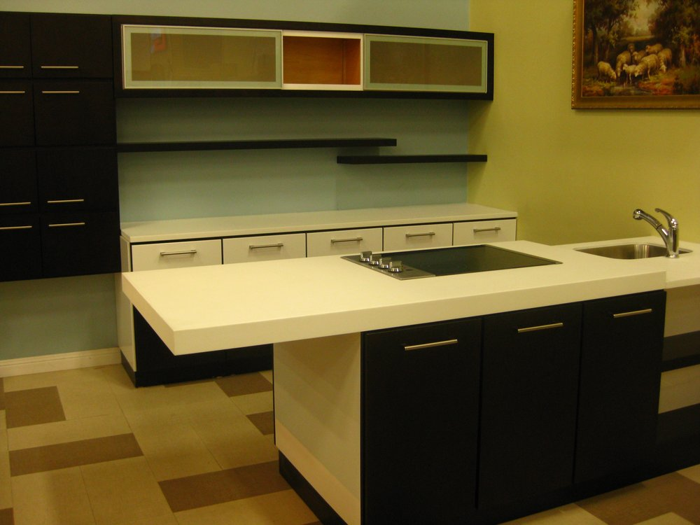 Thermofoil cabinets repair