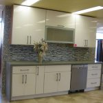 Thermofoil cabinets white colors