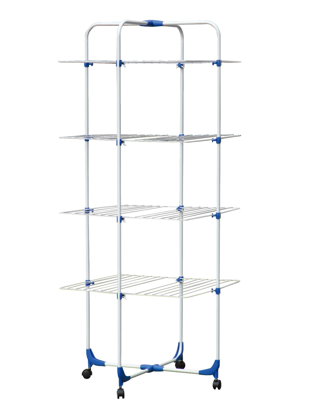 Picture of: Tiers best clothes drying rack