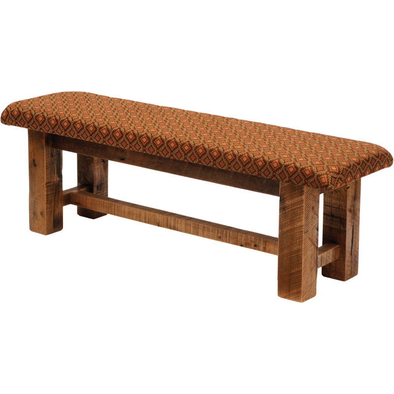 Image of: Upholstered Bench Models